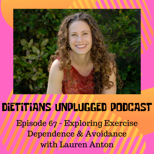 Exercise Dependence and Avoidance